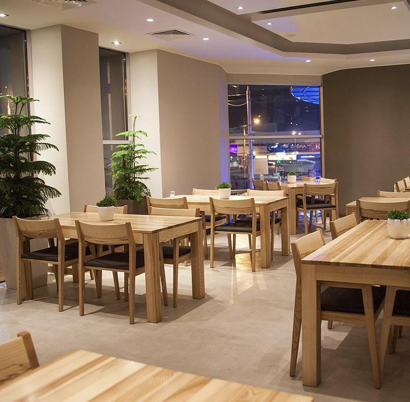 стулья пл01-2 вресторане grun