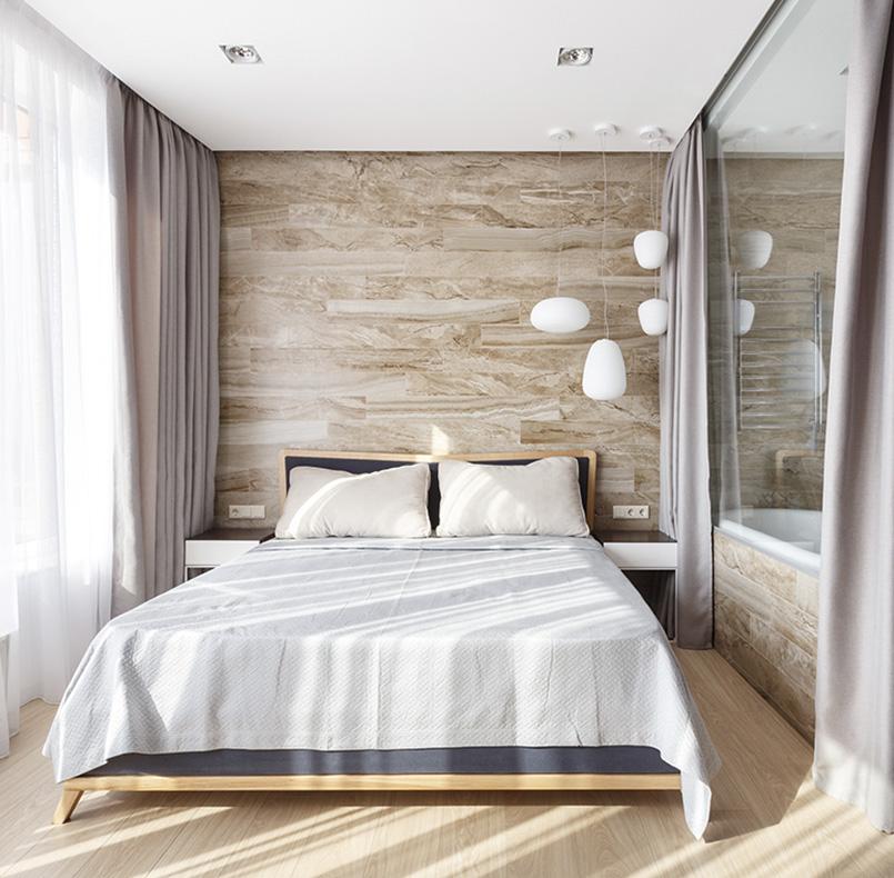 кровать см10 в интерьере