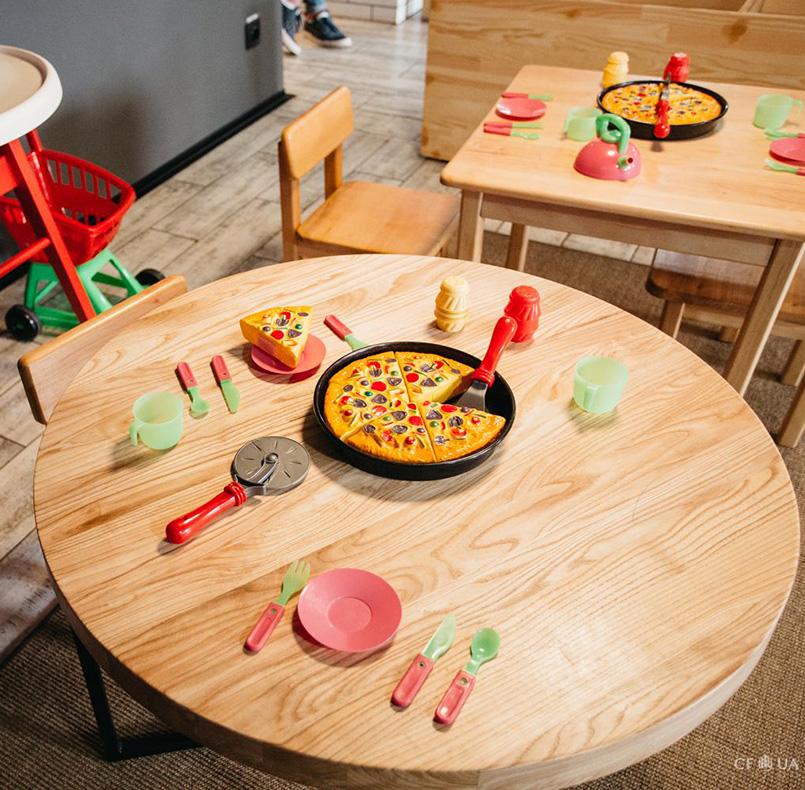 столешницы из массива ясеня для pizza di casa