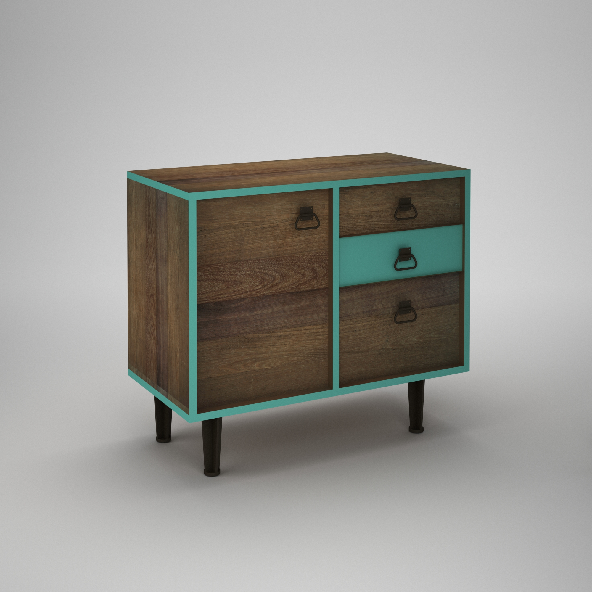 CHEST OF DRAWERS LF-10-1