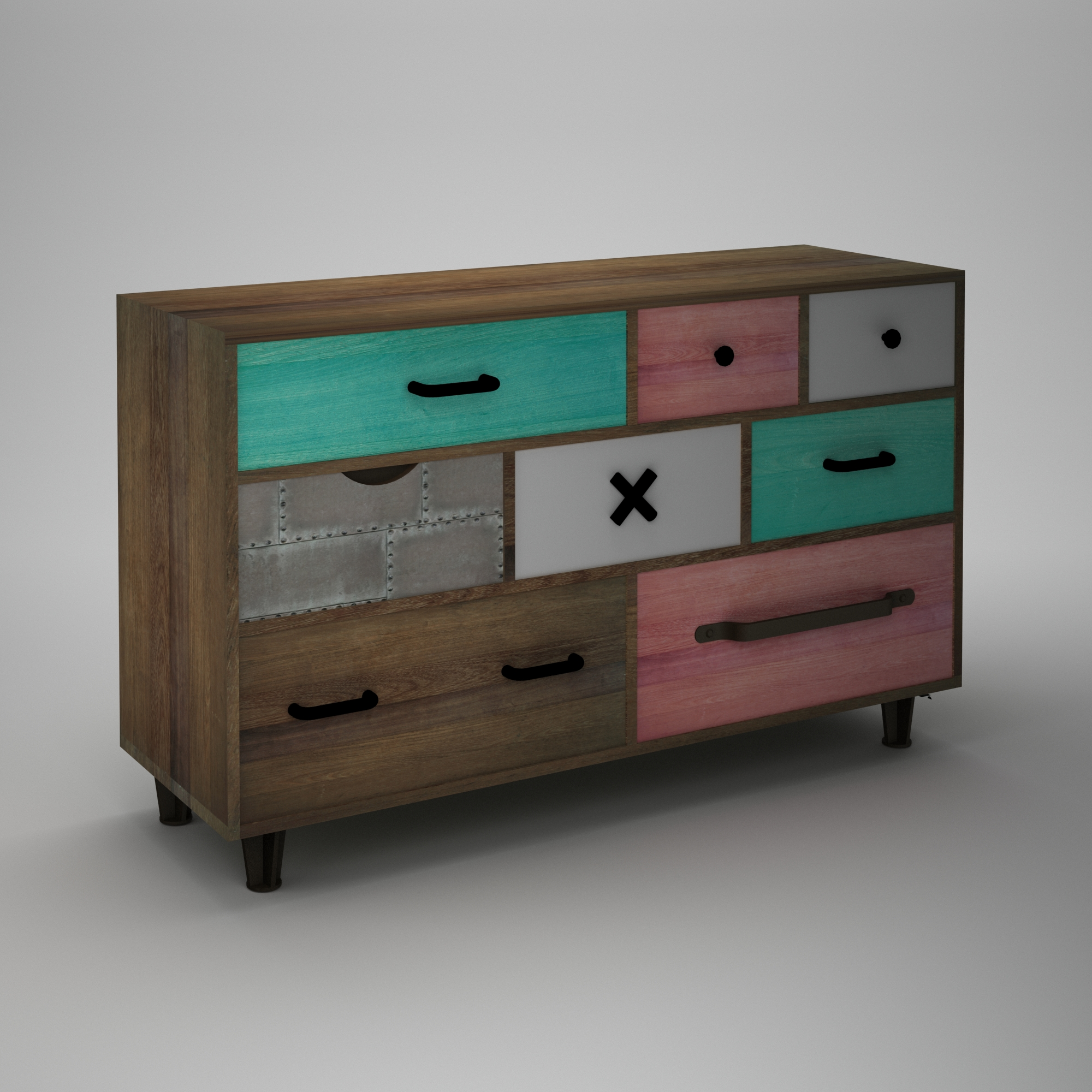 CHEST OF DRAWERS LF10-3