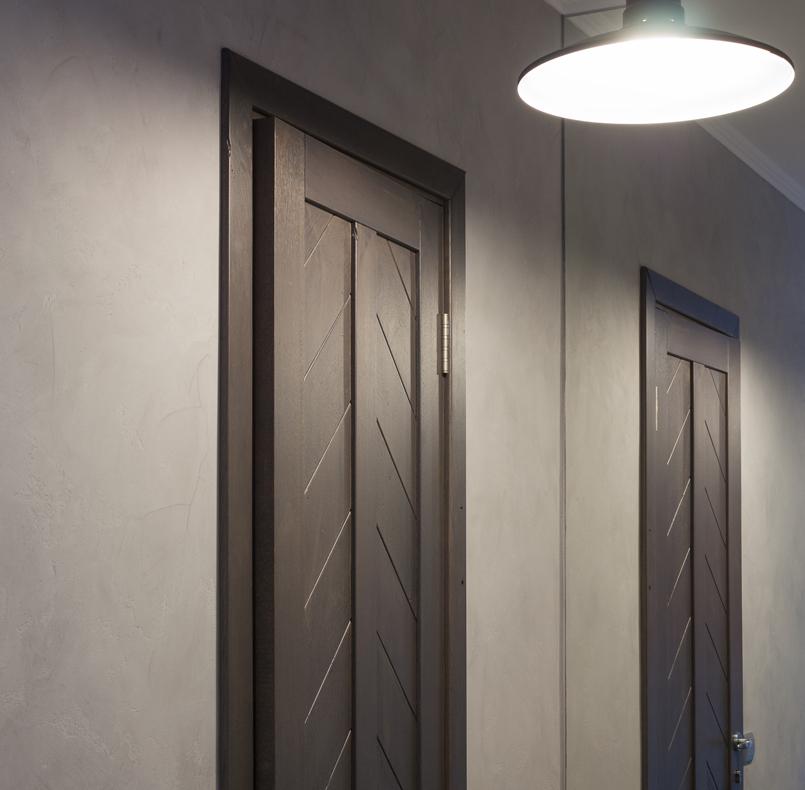 Doors double LOFT