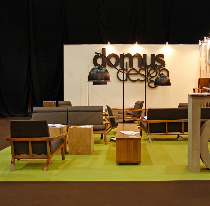 Лаунж зона domus design на interior-mebel 2014